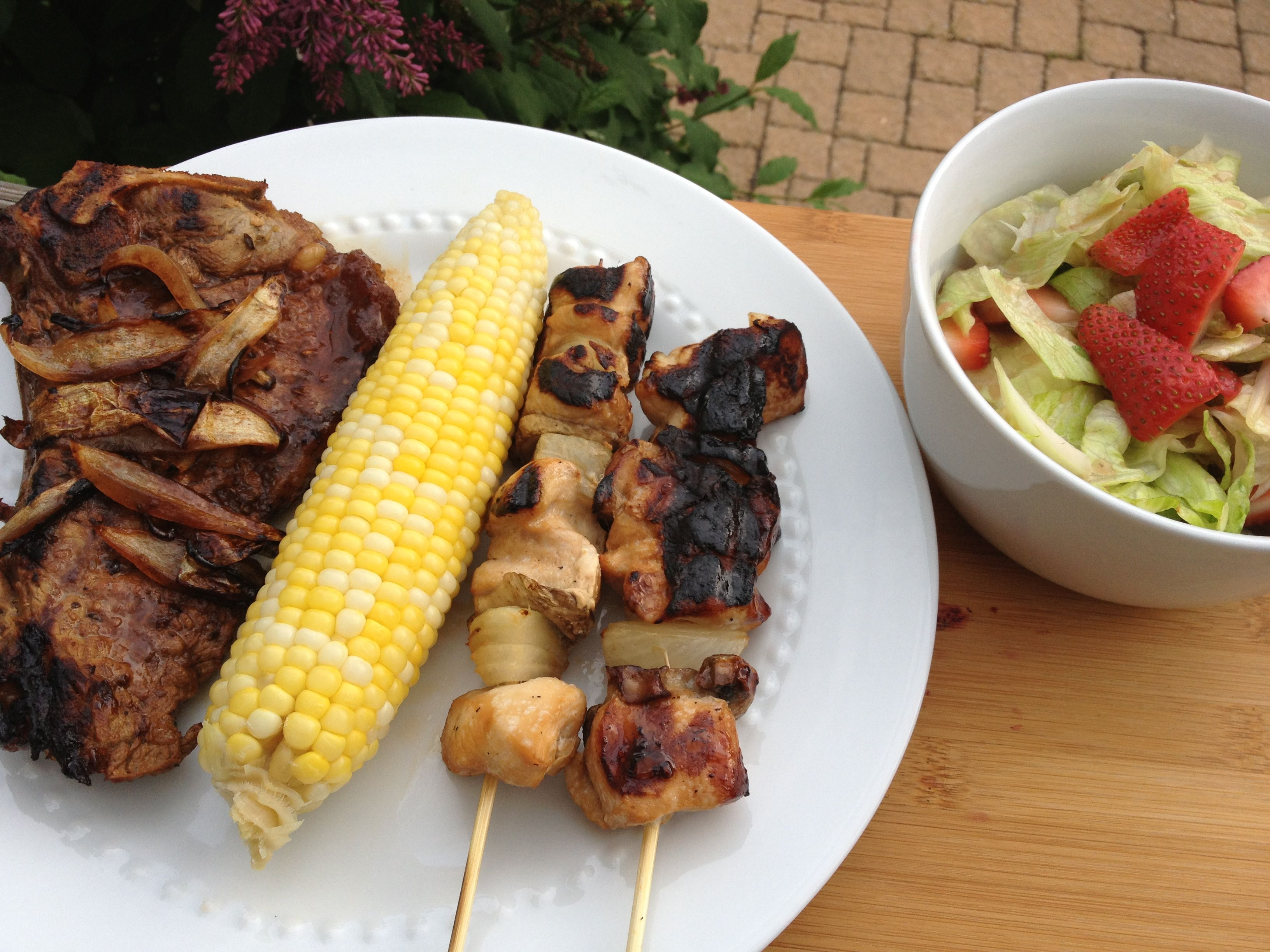 bbq meal