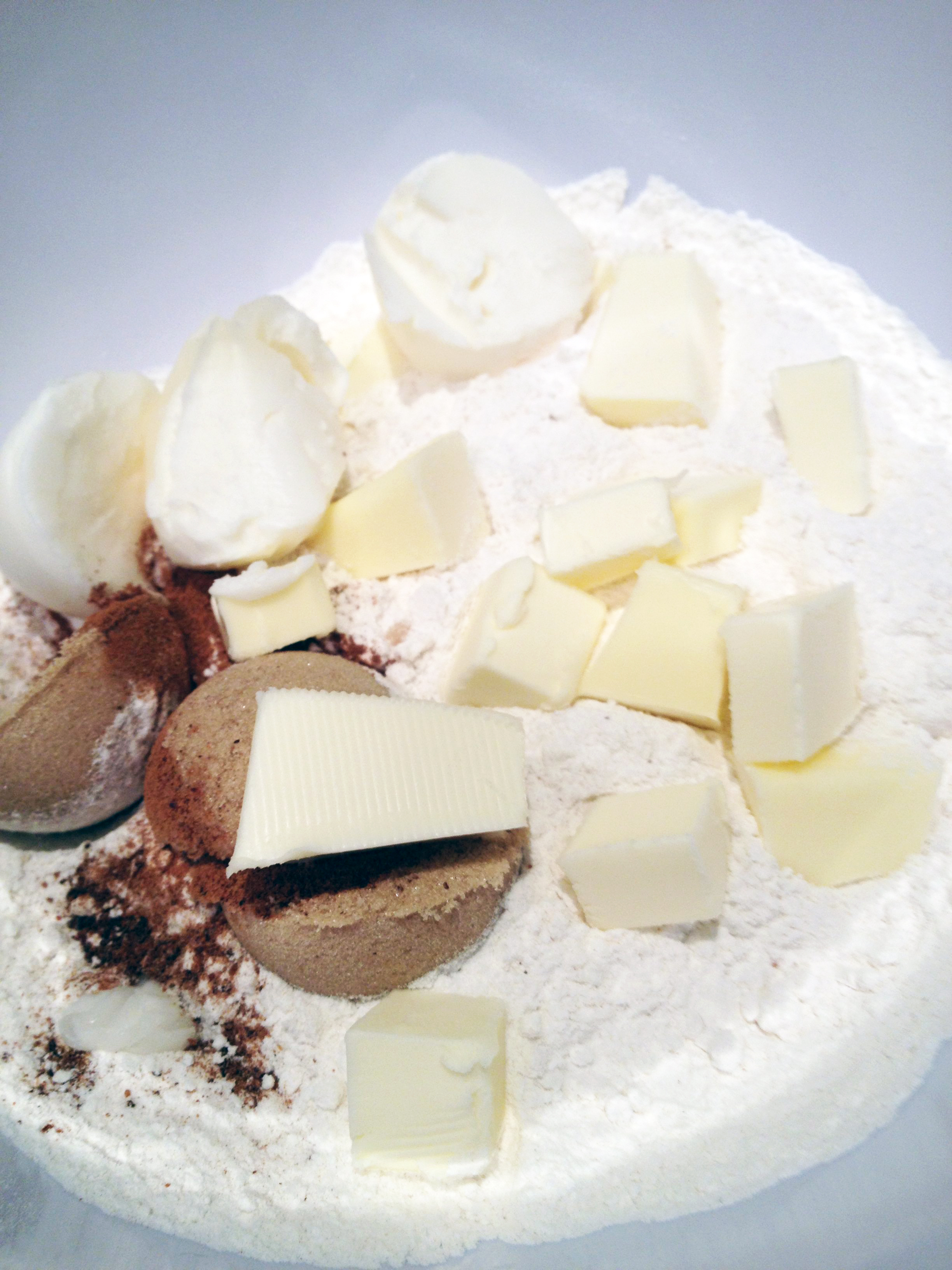 biscuit dry ingredients
