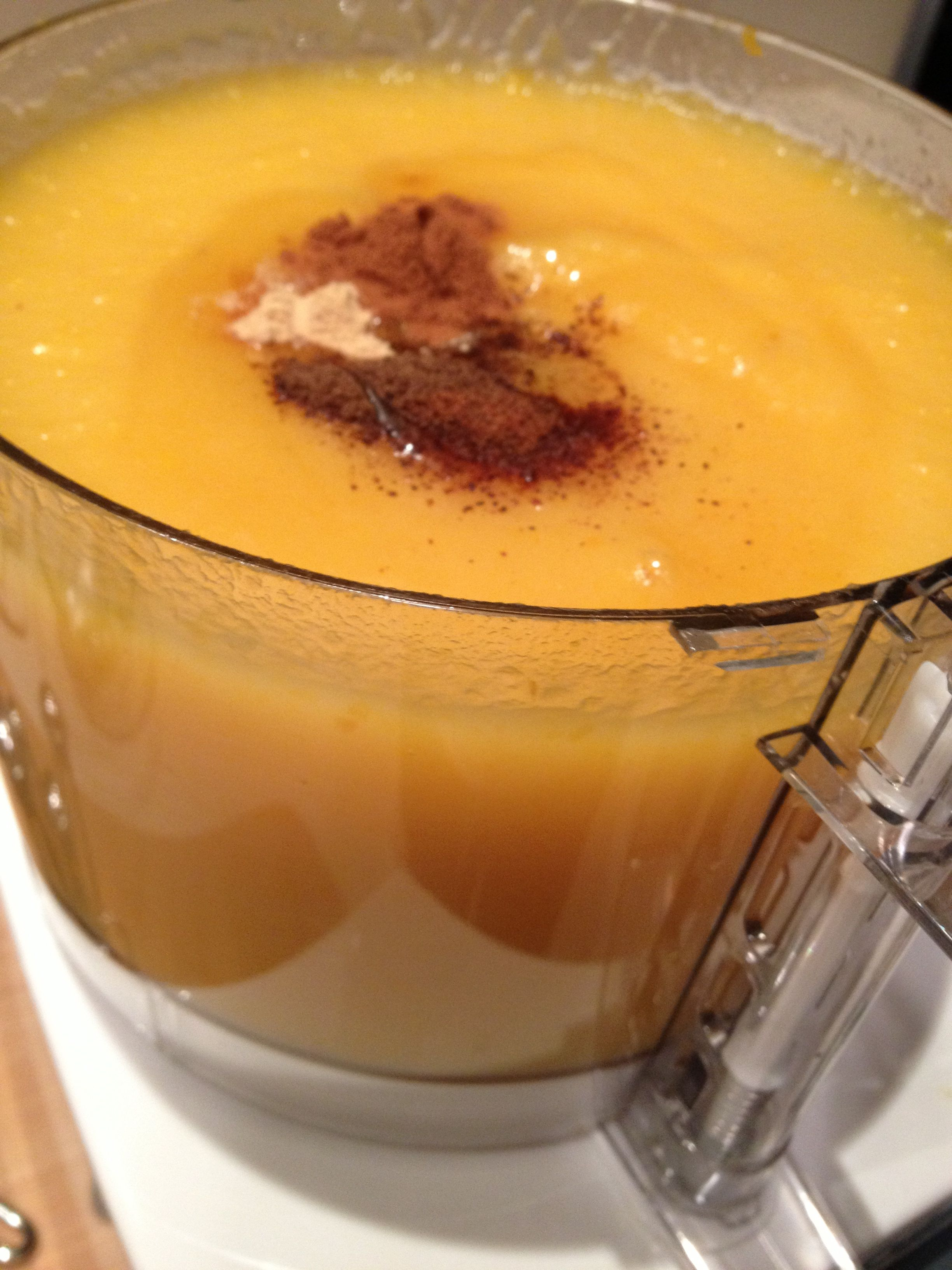 applesauce puree