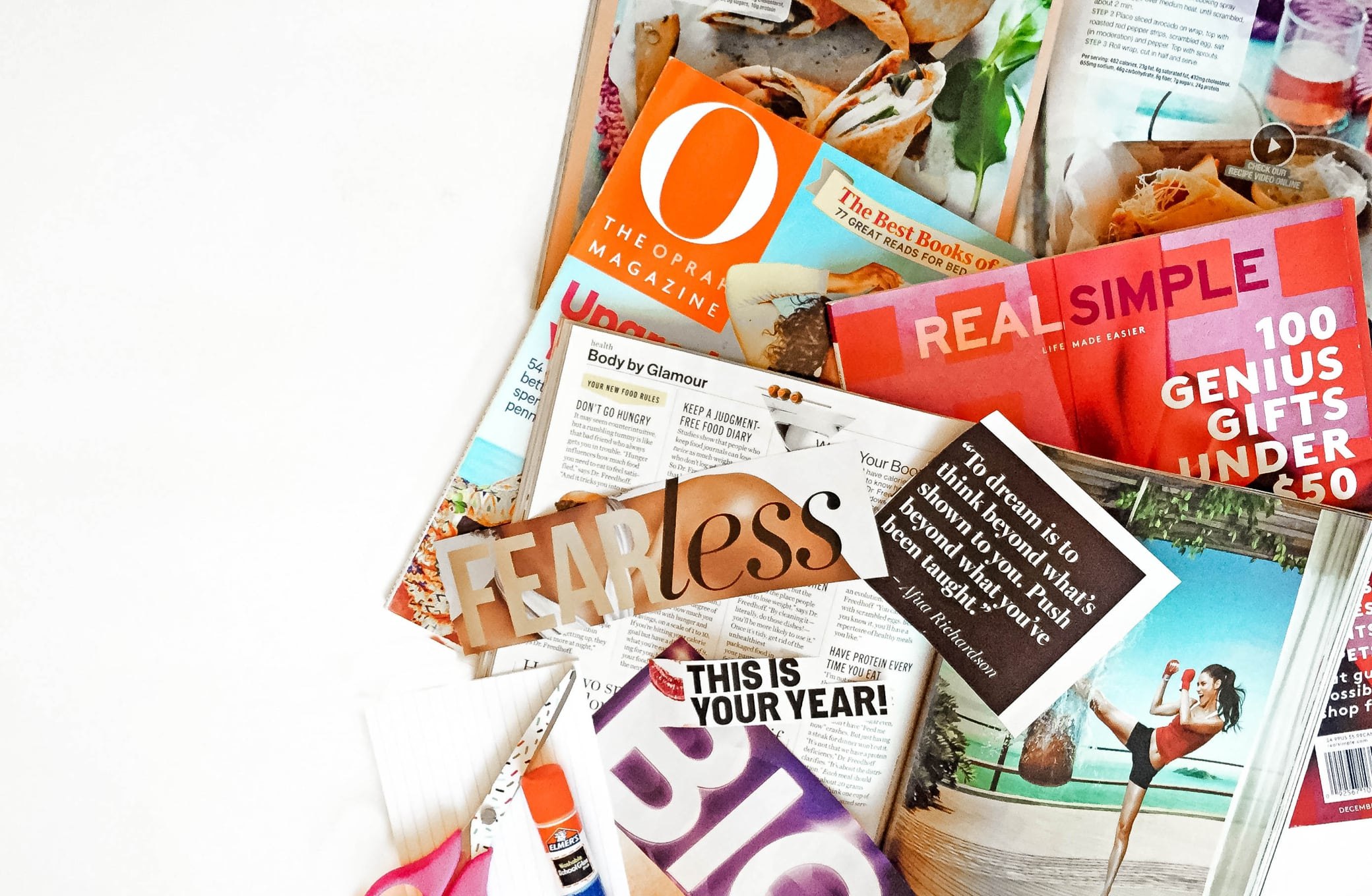 10 Tips For Hosting An Awesome Vision Board Party Her Life Inspired
