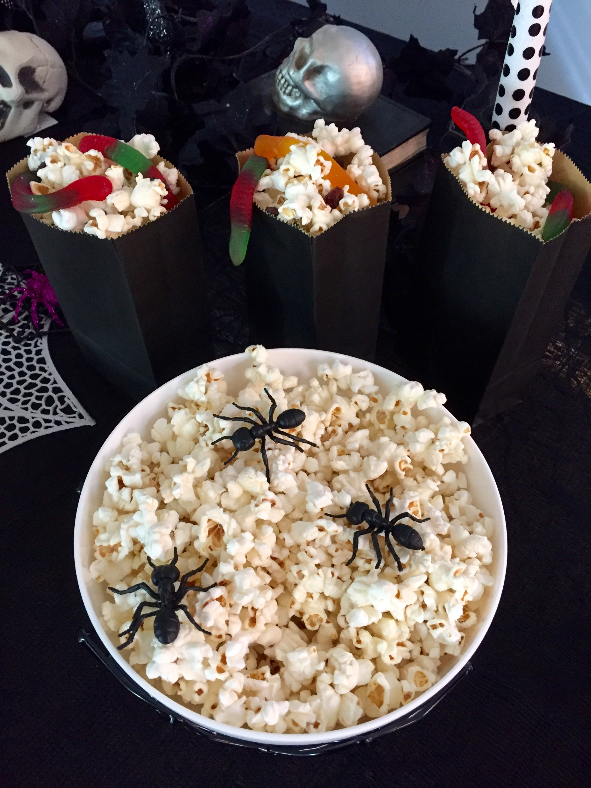 halloween-popcorn-bar-healthy-treat