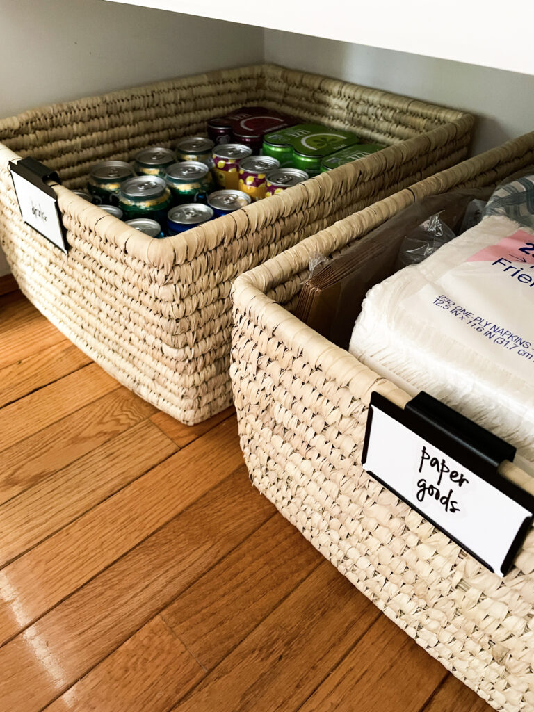 how to organize your pantry 3
